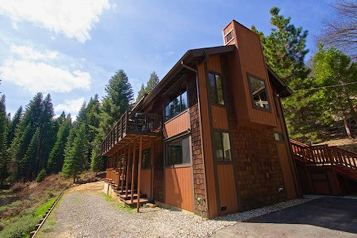 Yosemite's Big Rock Cabin - Fish Camp - Maison de vacances