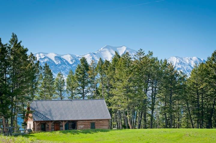 Settlers Cabin @ Moondance Ranch