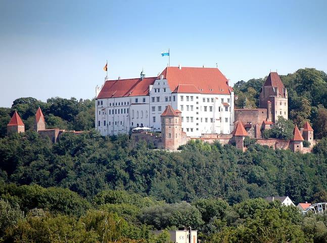 Landshut, Zuhause mit Aussicht