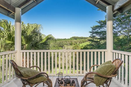 Lofts Cottage in the Byron Hinterland