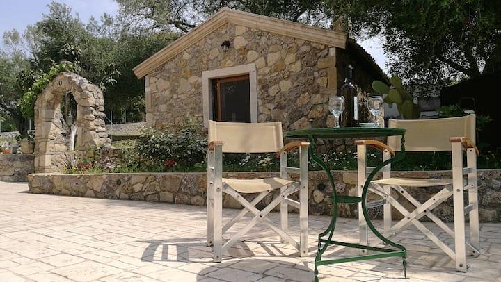 Achilleio Stone House