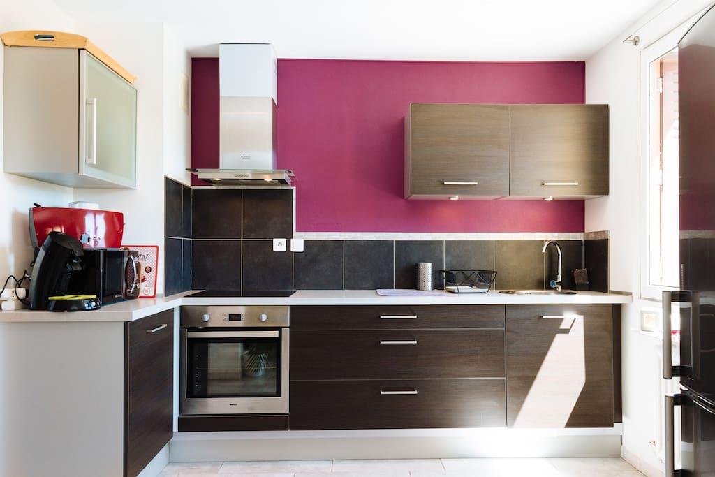 Cuisine équipée / Full equiped kitchen