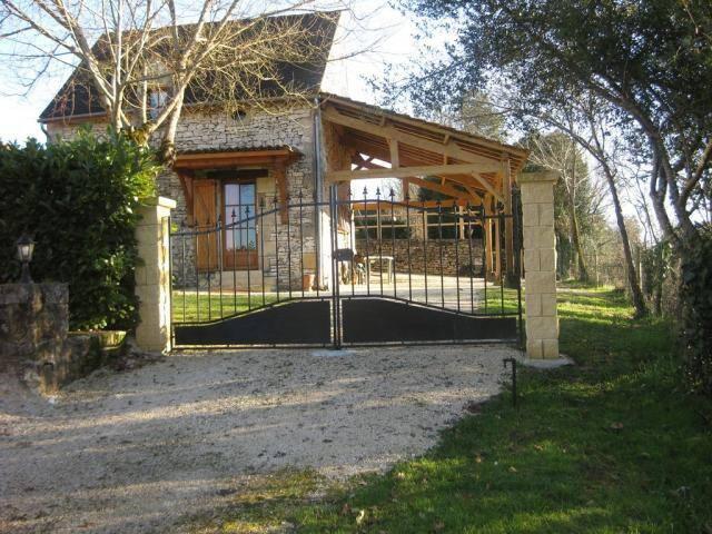 Gite de France 3épis (sarlat)wifi - Sarlat - Haus