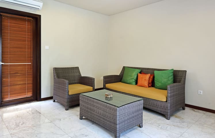 Junior Resort Room With Spacious Living Room