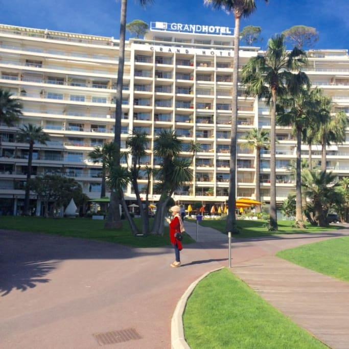 RESIDENCE DU GRAND HOTEL