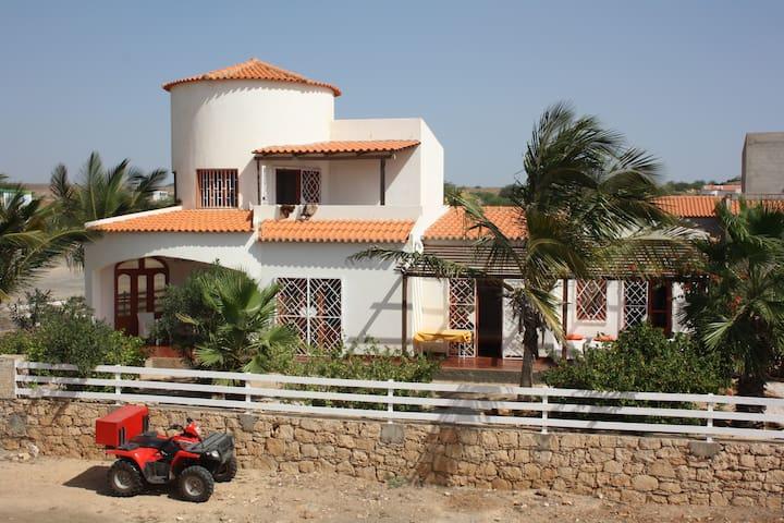 Villa Pescador for Fisherman....