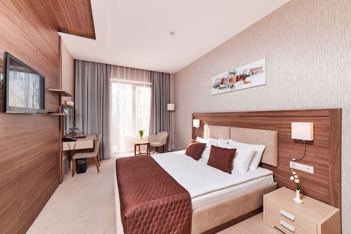 Standard King. OVIS hotel
