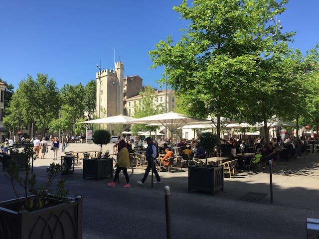 T2 en intra-muros 4 personnes - Avignon - Apartment