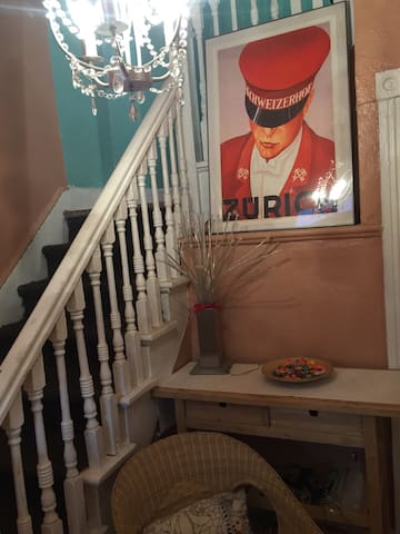Atlantic City Guesthouse.Shared rooms - Atlantic City - Huis