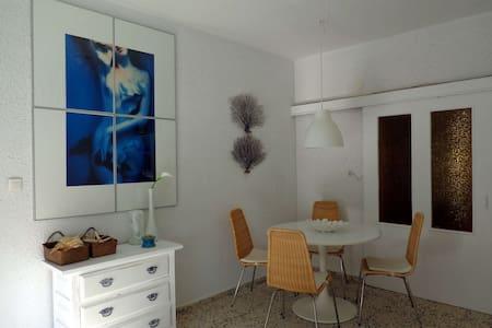 apartamento acolhedor na primeira linha de praia - Isla Canela