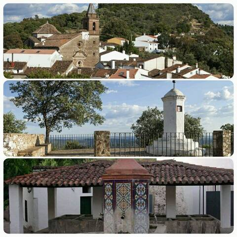 Entorno Rural Casa Sierra Aracena - Santa Ana la Real - Rumah