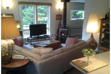 Chalet l'intime confo.... - Val-Morin - House
