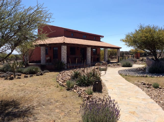 Romance in Pueblo Magico - Mineral de Pozos - Haus