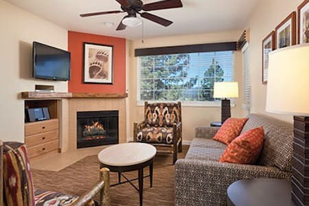 Big Bear Condo Suite! Sleeps 4 - Big Bear Lake - Wohnung