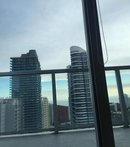 Breathtaking room at Brickell