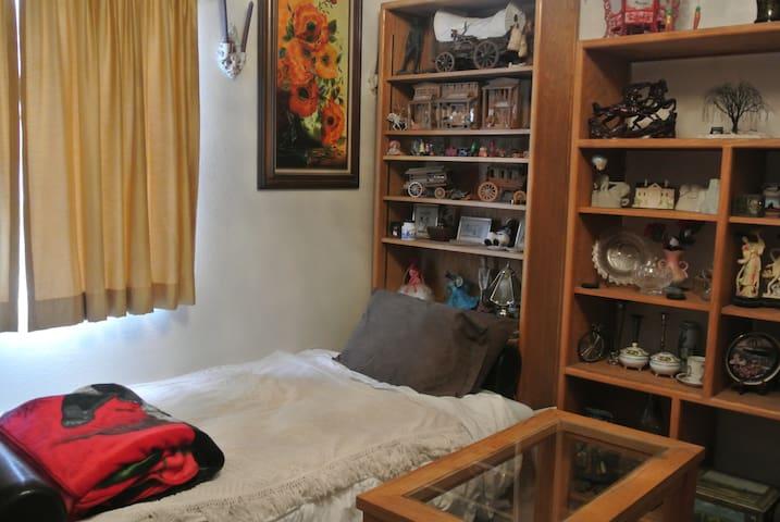Cozy futon in a house near airport - Aurora - House