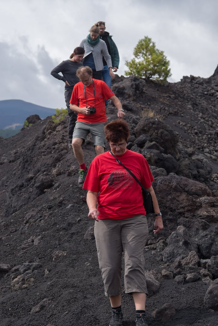 Discovering lava flows