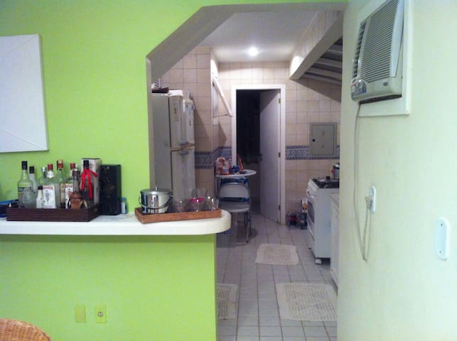 Thats our kitchen!