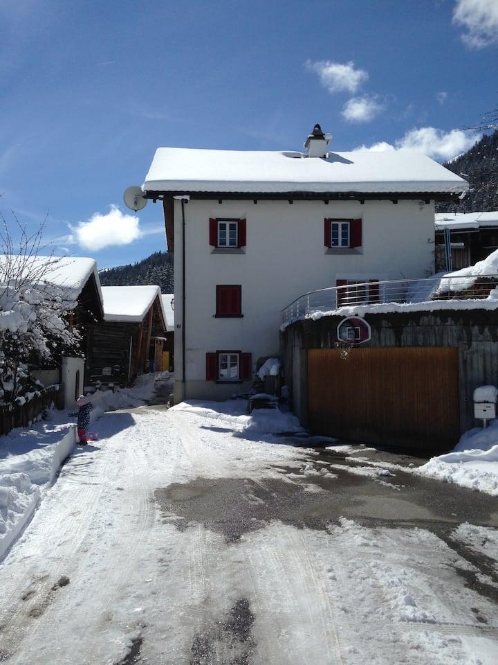 2 1/2 Wohnung Malix Nähe Lenzerheide, Davos, Chur