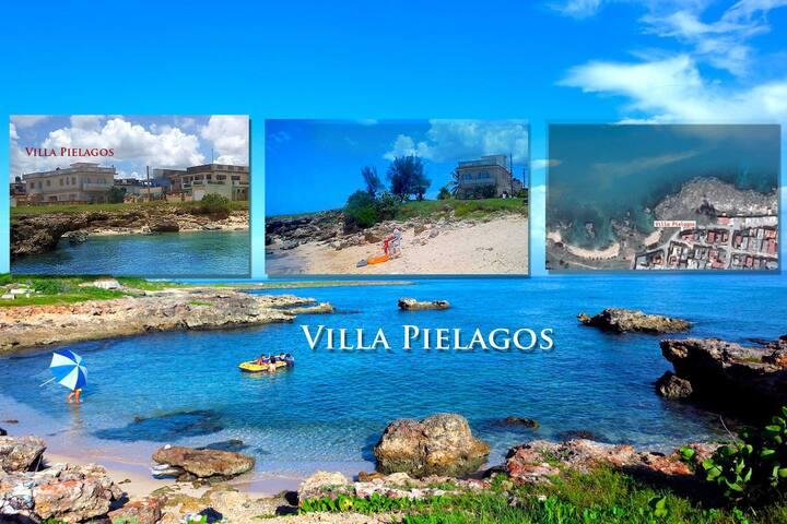 FRONT OF THE BEACH: V. PIÉLAGOS 1.  BOCA. VARADERO