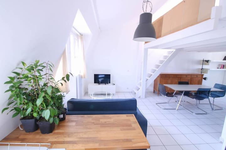 LOVELY APARTMENT WITH NICE VIEWS - PARIS 10TH