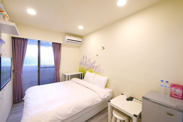 Taichung Fengjia--NEST  Room 2 - Xitun District - Wohnung