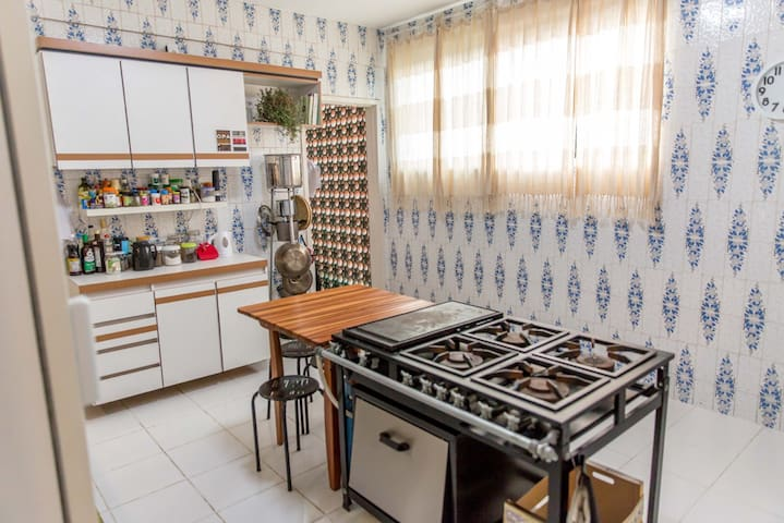 TINNY AND SHINNY private bath / close to the beach - Fortaleza - Daire