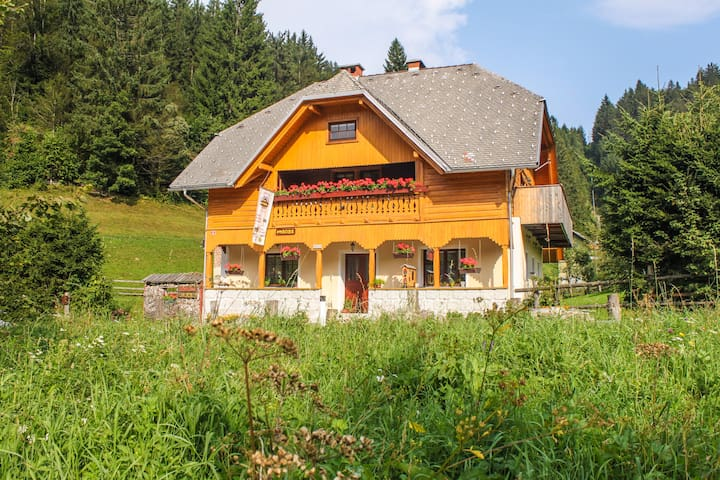 Homestead Gregorc Zatrnik, near Bled - Krnica - Bed & Breakfast