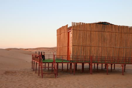 Traditional Bedouin House - Private Desert House