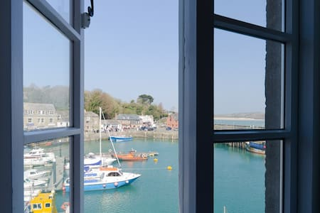 Harbourside at South Quay, Padstow. Parking inc. - Padstow - อพาร์ทเมนท์