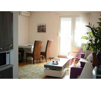 Cosy central apartment with garage - 诺维萨德 - 公寓