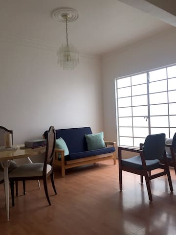 Cozy flat in premium neighborhood - Ciudad de México - Huoneisto