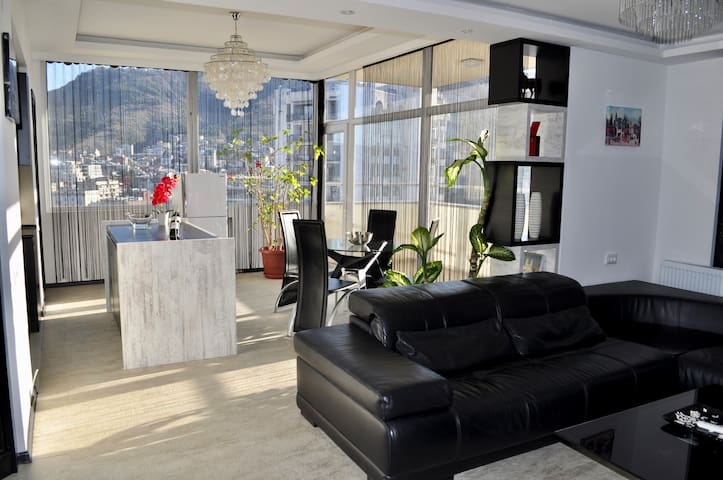 Modern Luxury Penthouse - Tbilisi - Appartement
