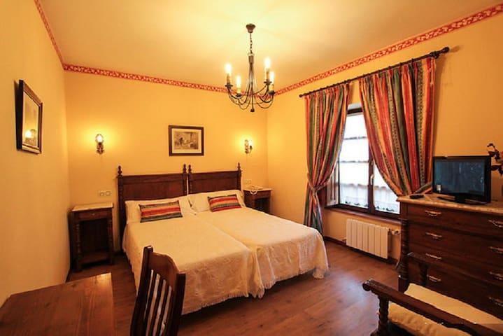 Hotel rural entre LLanes y Ribadesella