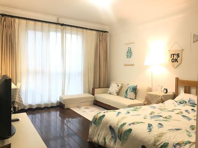 嘉华公寓J1天安门长安街国贸使馆区二环旁CBD北京站~可长租