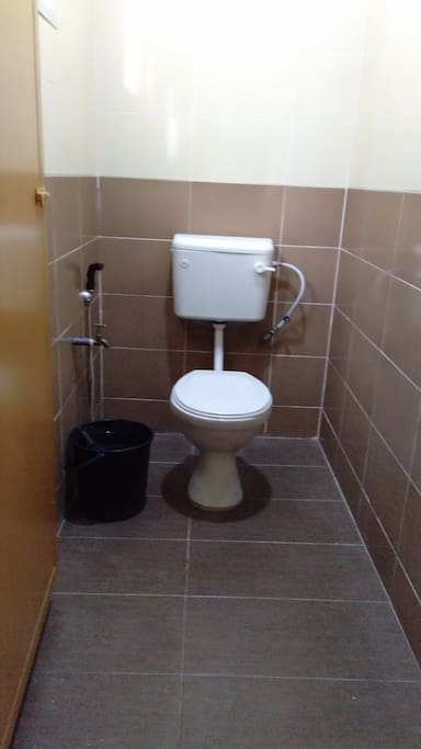 Second toilet