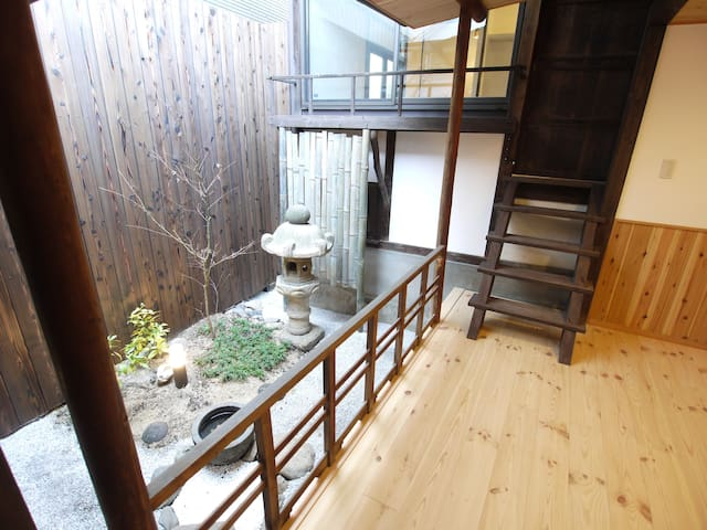 【Legal】Well located traditional house, Shippo-an