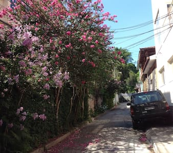 Quarto peq. casa vila perto UFF - Niterói - Maison