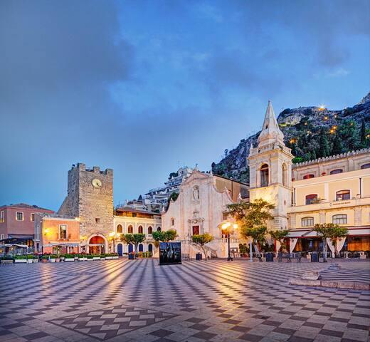 Casa Dafne - Centro storico con vista Enjoy Sicily - Taormina - Apartemen