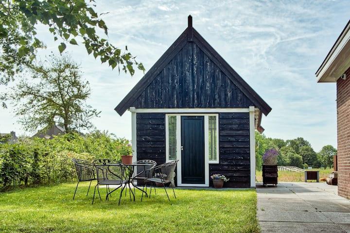 Uniek 'huisje' in Alkmaar/natuurgebied Oudorp