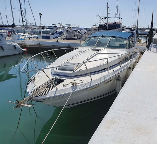 Princess Ella  luxury Motor Cruiser Costa Del Sol