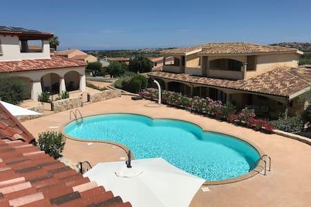 Residenza Limpiddu con piscina ***** Bilocale 13