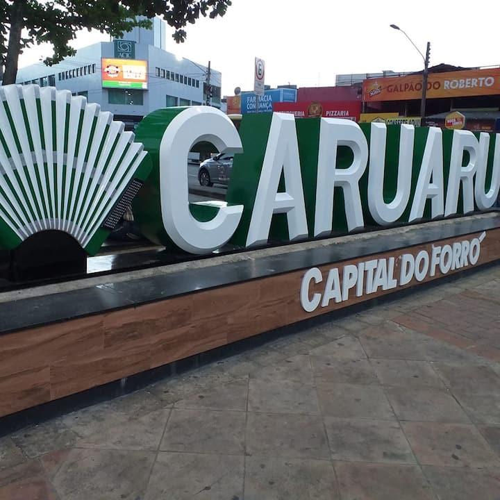 Desfrute do melhor em Caruaru  Finais de Semana.