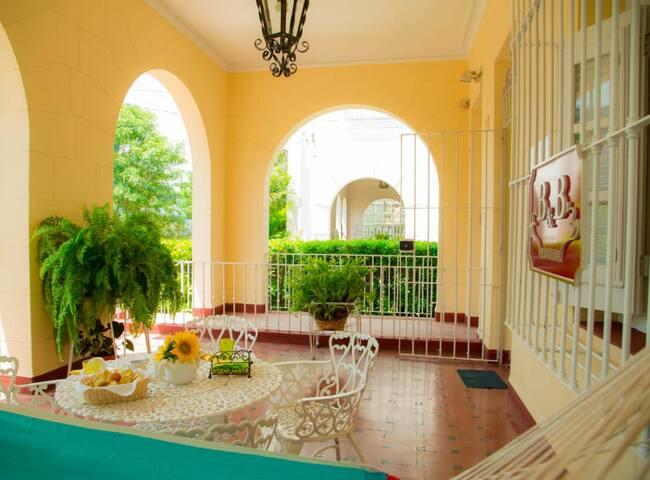 Azucena Colonial. Room 3