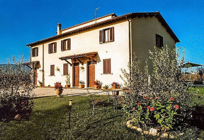 Amazing Oasis At The Hills of Umbria