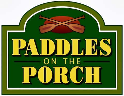 Paddles on The Porch