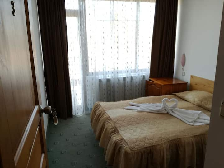 Guest House Grachenovi - Double Room with Balcony