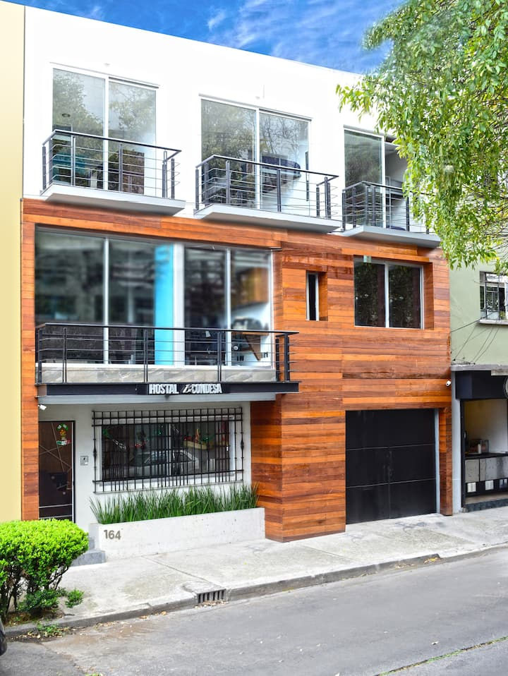 HOSTAL BE CONDESA MY HOME