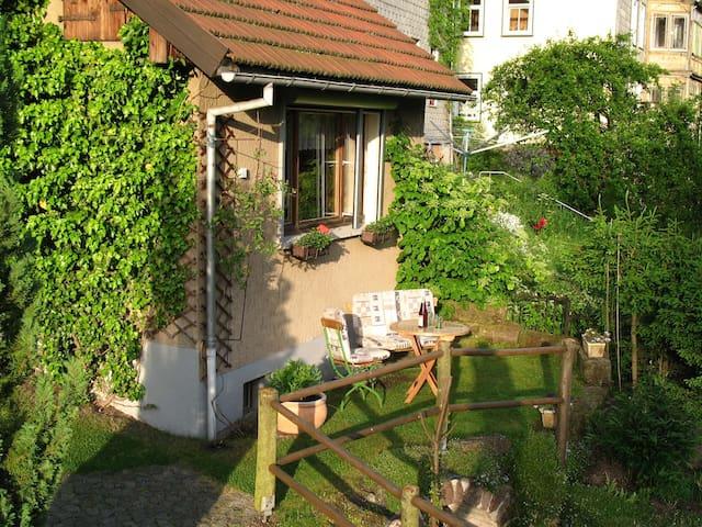 Gemütliche Hütte - Ilmenau