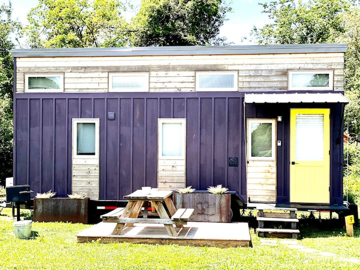 The Balsam @ Acony Bell Tiny Home Village